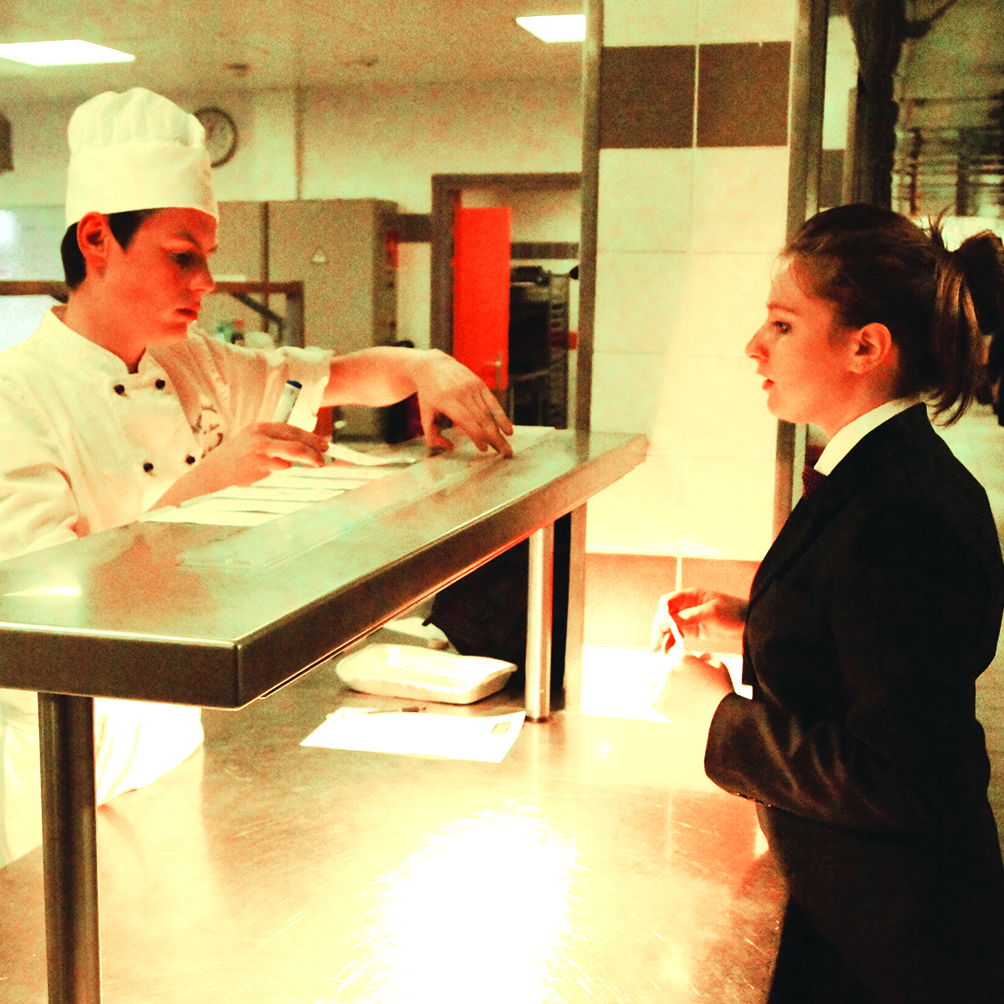 Lycée Hôtelier de Granville - Maurice Marland - BTS MHR